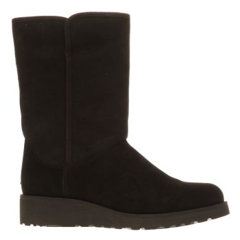 Ugg Black Amie Womens Boots