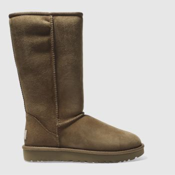 Ugg Tan Classic Tall Ii c2namevalue::Womens Boots