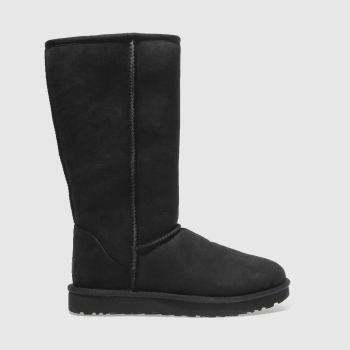 Ugg Black Classic Tall Ii c2namevalue::Womens Boots