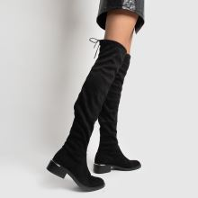 schuh Danni Flat Over The Knee 1