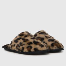 schuh Holly Faux Fur Mule,2 of 4