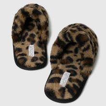 schuh Holly Faux Fur Mule,3 of 4