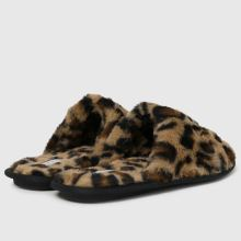 schuh Holly Faux Fur Mule,4 of 4