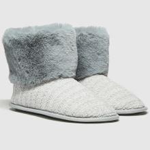 schuh Hannah Faux Fur Slipper,2 of 4