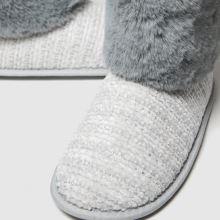 schuh Hannah Faux Fur Slipper,3 of 4