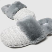schuh Harper Faux Fur Mule 1
