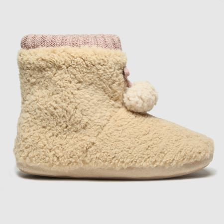 schuh Heather Faux Fur Slippertitle=
