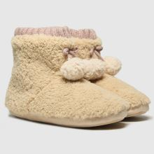 schuh Heather Faux Fur Slipper 1