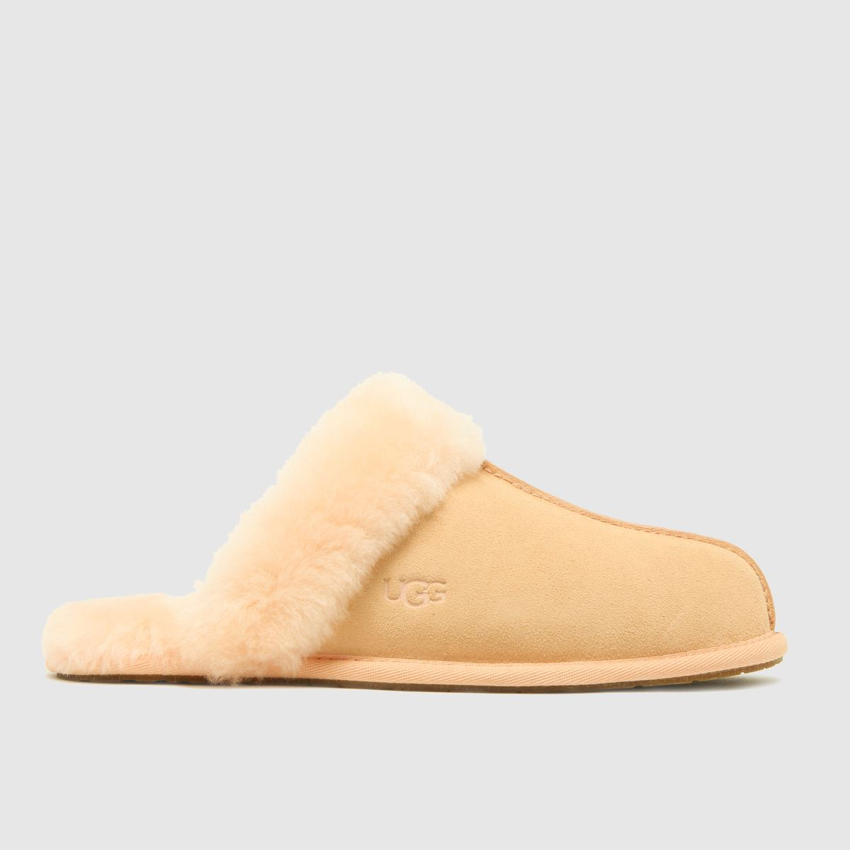 UGG Peach Scuffette Slippers