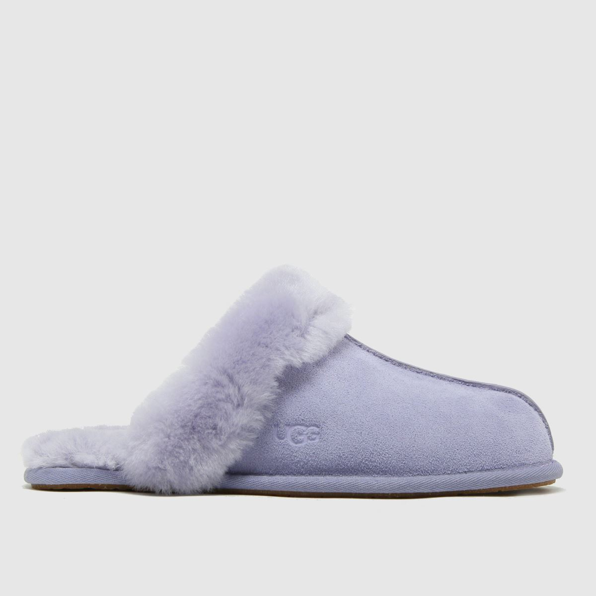 UGG Lilac Scuffette Slippers