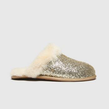 UGG Gold Scuffette Ii Cosmos Womens Slippers