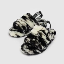 UGG Fluff Yeah Marble,3 of 4