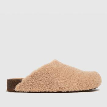 Steve Madden Natural Vesa Womens Slippers