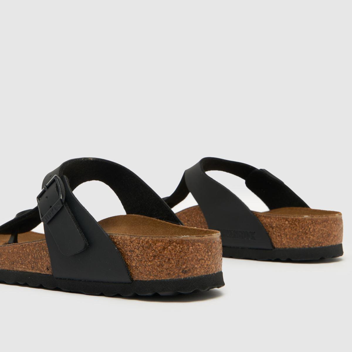 Damen Schwarz birkenstock Gizeh Qualität Sandalen | schuh Gute Qualität Gizeh beliebte Schuhe 88da8f