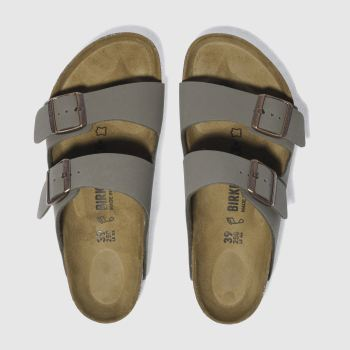 Birkenstock Stone Arizona Womens Sandals