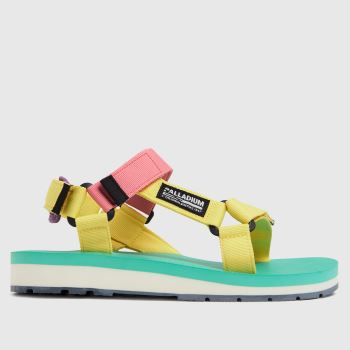 Palladium Multi Outdoorsy Urbanity Womens Sandals