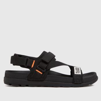 Palladium Black Solea St 2.0 Womens Sandals