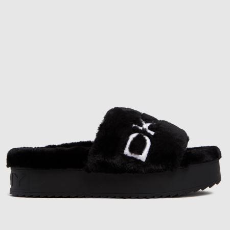 DKNY Palz Slipper Slidetitle=