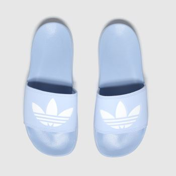 Adidas Lilac Adilette Lite c2namevalue::Womens Sandals