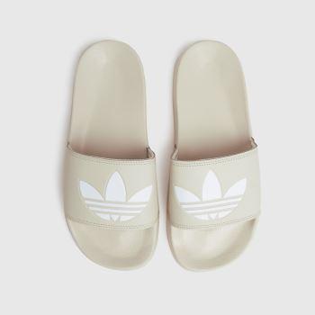 adidas Stone Adilette Lite Womens Sandals