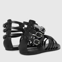 schuh Taurus Leather Gladiator,4 of 4