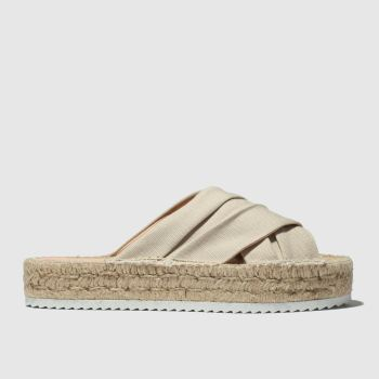 Schuh Natural Cuba Womens Sandals