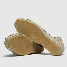 schuh Ceremony Leather Espadrille 1