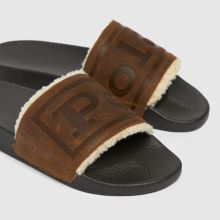 Polo Ralph Lauren Cayson Slide Shearling,3 of 4