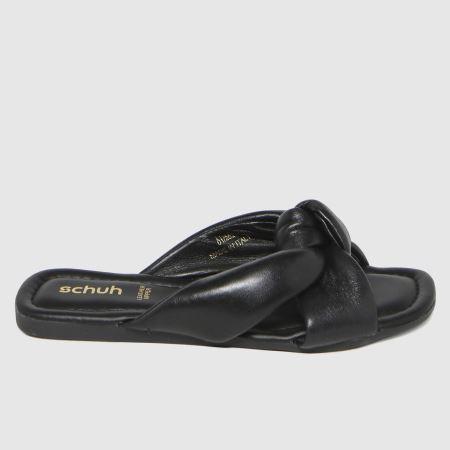 schuh Tiara Leather Knottitle=
