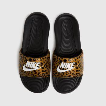 Nike Tan Victori One Womens Sandals