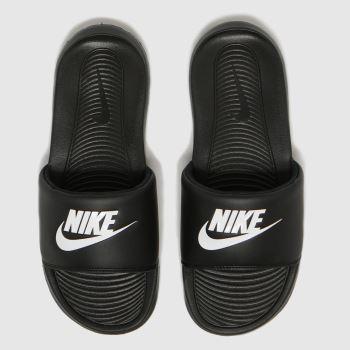 Nike Black Victori One Womens Sandals