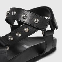 schuh Primrose Leather Studded 1