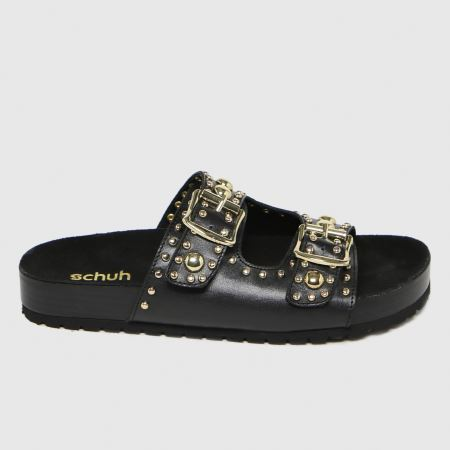 schuh Tatyana Leather Studdedtitle=