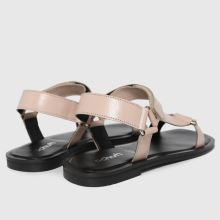 schuh Trinity Leather Sandal,4 of 4