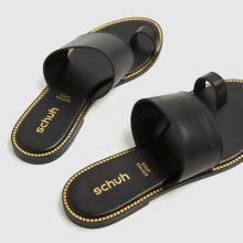 schuh Tessi Toe Loop Stud Sandal,4 of 4