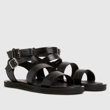 schuh The Edit Petra Croc Leather,2 of 4