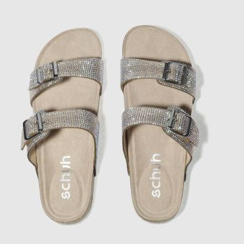 Schuh Silver SUNNY DAY Sandals