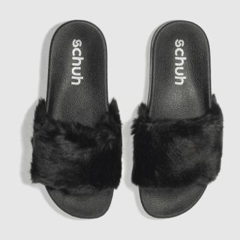 Schuh Black BLURRY Sandals
