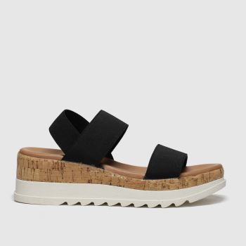 Schuh Black Las Vegas c2namevalue::Womens Sandals