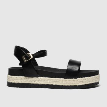 Schuh Black Portofino c2namevalue::Womens Sandals