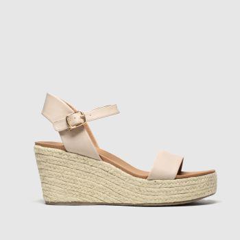 Schuh Naturfarben Bahamas Damen Sandalen