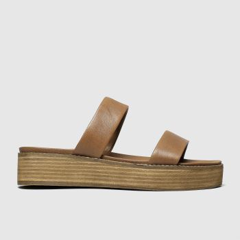 Schuh Tan Como Sandals