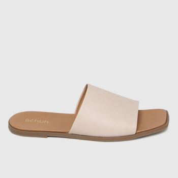schuh Natural Tabby Mule Womens Sandals