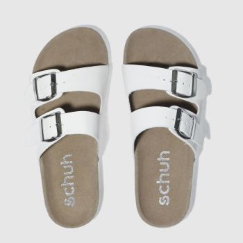 Schuh White HAWAII Sandals