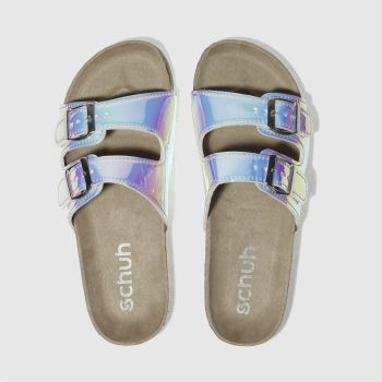 Schuh Silver Hawaii Womens Sandals