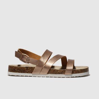 Schuh Bronze Aloha Womens Sandals