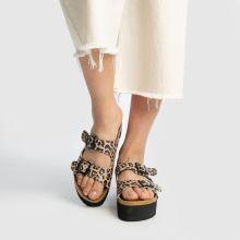 Schuh Dominican Flatform Sandal 1