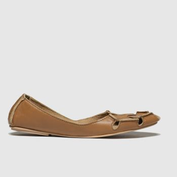 Schuh Tan Kas Womens Sandals