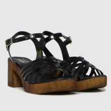 schuh Vienna Croc Leather Wood,2 of 4