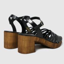 schuh Vienna Croc Leather Wood,4 of 4
